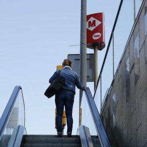 metro barcelona sergi alcazar