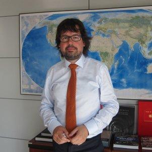 Ricard Font Europa Press