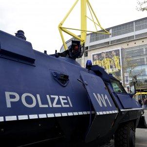 Policia estadi Dortmund   EFE