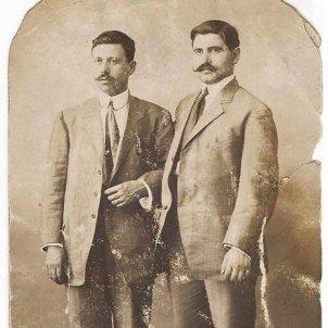 Els supervivents catalans del Titanic. Pallàs i Padró OK