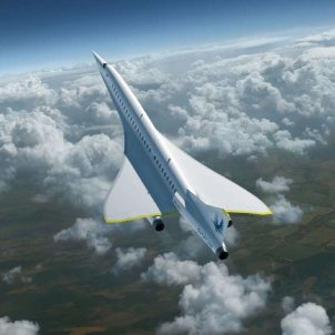 Avión supersonico Boom XB 1 / Boom Supersonic