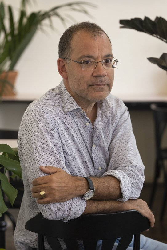 Toni Sala Escritor - Sergi Alcàzar
