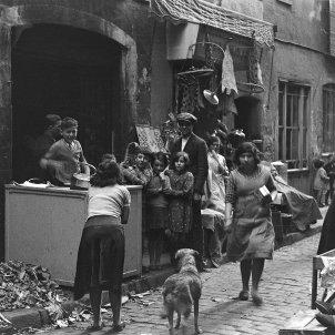 05.Carrer de l Om, 10 d abril de 1934. AFB. Margaret Michaelis