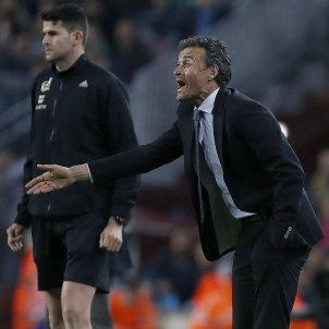 Luis Enrique camp nou EFE
