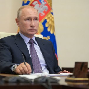 Putin reunion / Efe