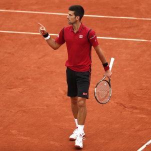 Novak Djokovic Roland Garros (efe)