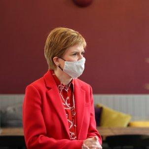 Nicola Sturgeon SNP ESCOCIA / ACN