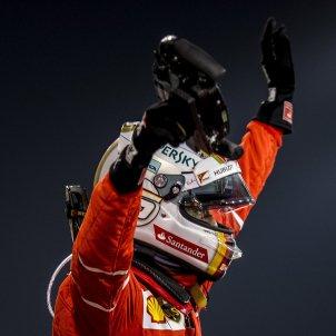 Sebastian Vettel GP Bahrain Fórmula 1 Efe