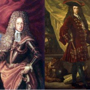 Els Habsburg abandonen els catalans a la seva sort. Josep I i Carles VI