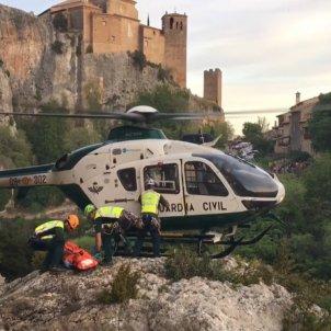 helicopter rescat terrassa acn
