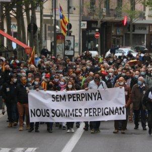 Manifestación perpinyà abril 2021/ ACN