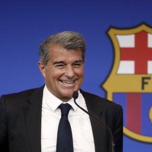 Joan Laporta Barca EFE
