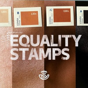 Correos Esquality Stamps