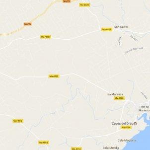 manacor google maps