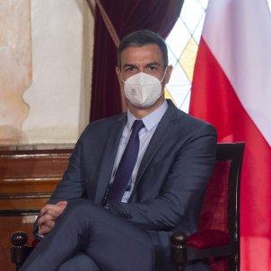 Sánchez encuentro Polonia / Europa Press