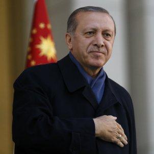 Recep Tayip Erdogan, president de Turquia / EFE