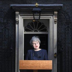Theresa May EFE anunci eleccions
