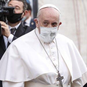 Papa Francisco en vaticano / Efe
