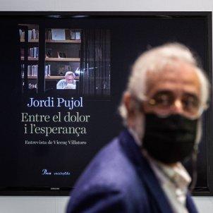 vicenç villatoro presentación libro Pujol   Montse Giralt