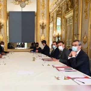 Macron taula diàleg Nova Caledonia France TV