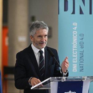 Grande-Marlaska presentación DNI digital europeo / Efe