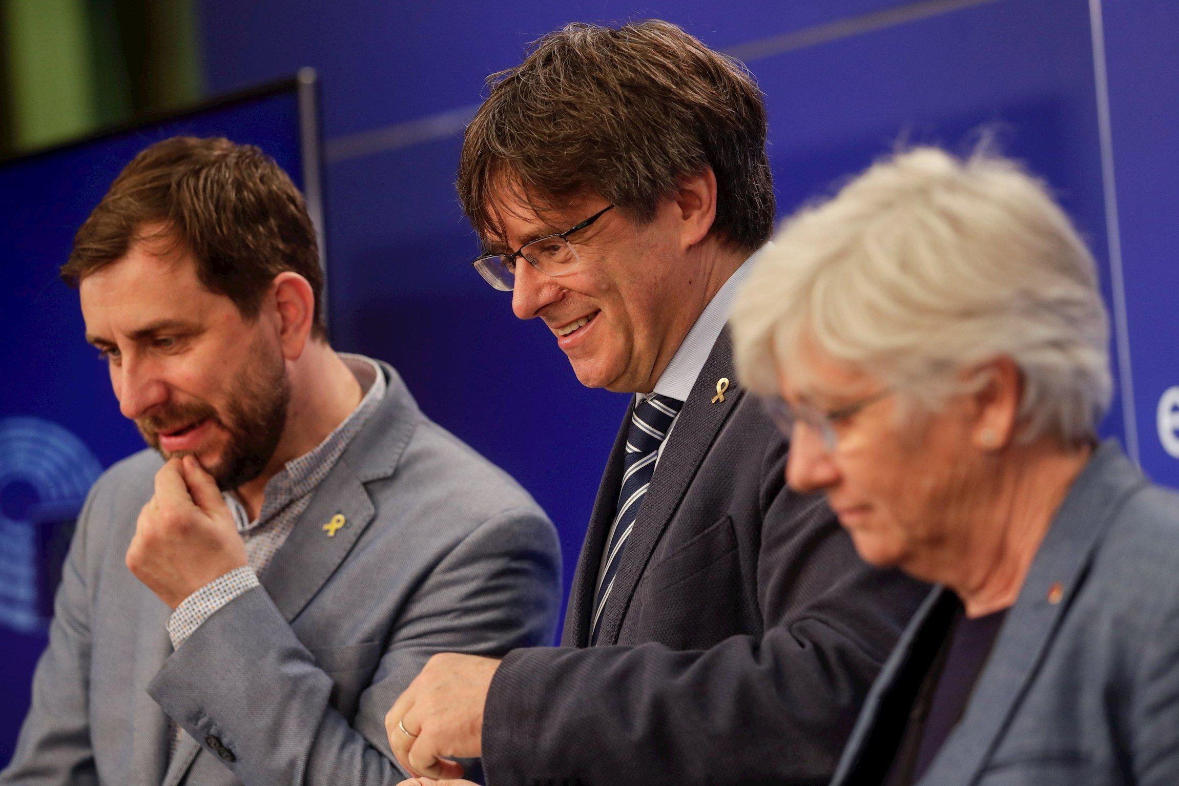 Puigdemont avisa Espanya i Brussel·les: el TGUE no descarta persecució política