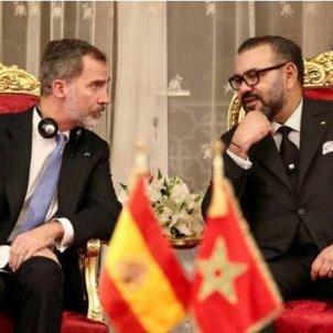 Felipe VI Mohammed Marruecos Europa Press