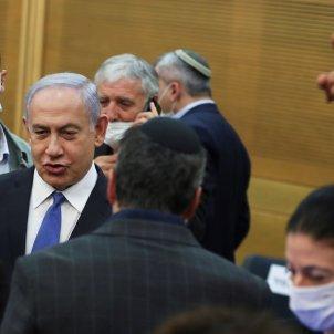 Benjamin Netanyahu EFE