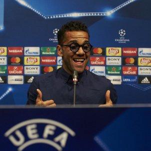 Dani Alves Barça Juventus Champions League Efe