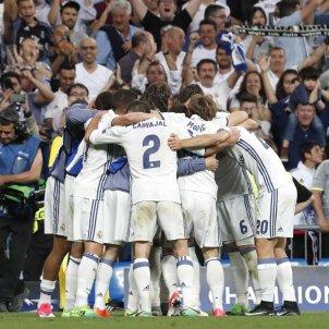 Reial Madrid pinya Champions League Efe