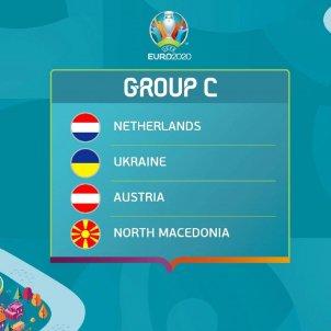 Grupo C Euro / UEFA
