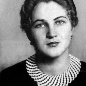 Paula Hitler (circa 1920). Font Pinterest