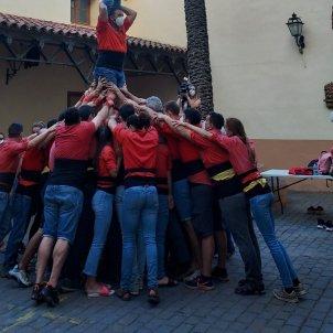 Colla Joves Xiquets de Valls / Twitter