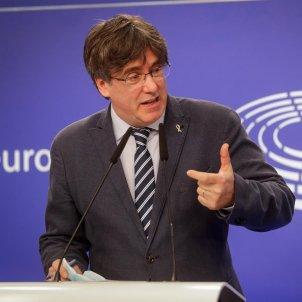 Presidente exilio Carles Puigdemont / EFE