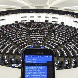 PARLAMENT EUROP ESTRASB EFE