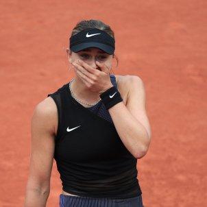 Paula Badosa Roland Garros EFE
