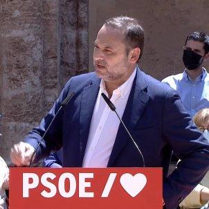 EuropaPress secretario organizacion psoe ministro transportes movilidad agenda urbana José Luis Ábalos