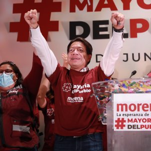 Andrés Manuel López Obrador / EFE