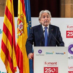 Josep sanchez llibre presidente Foment del Treball - Montse Giralt