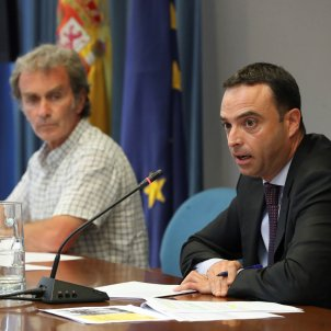 Alfredo González Simón EFE