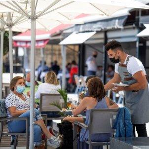 Terraza hostelería / Europa press
