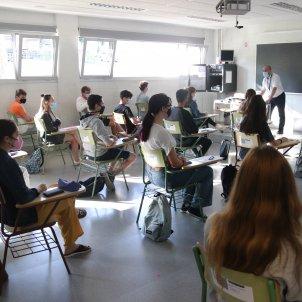 pruebas de las PAU Selectividad a Girona ACN