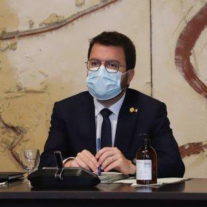 Pere aragones consell executiu   Ruben Moreno 175