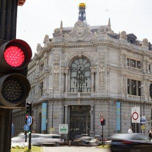 Fachada edificio banco españa - Eduardo Parra / Europa Press