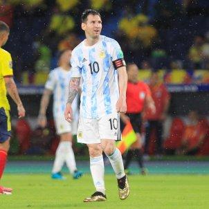 Messi Argentina EFE