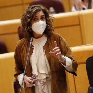 Ministra hacienda Gobierno Maria Jesus Montero Senado - Efe