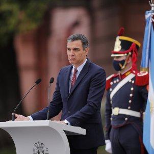 pedro sanchez argentina - EFE