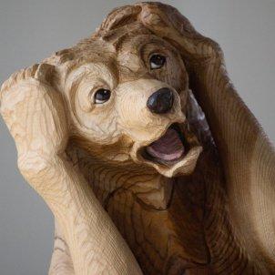 oso asustado pixabay
