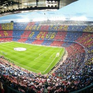 Mosaic Camp Nou 2