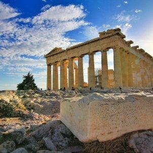Partenón unsplash